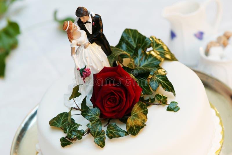 Weddingcake 003 lizenzfreie stockfotos