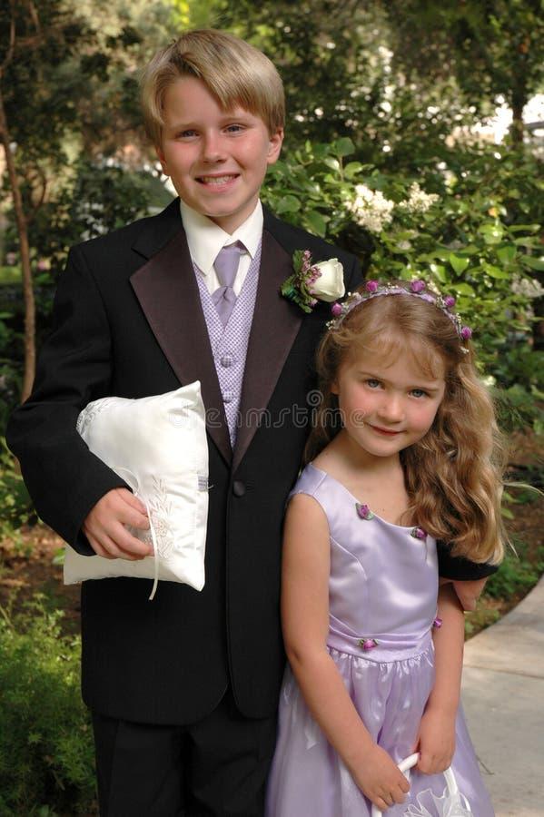 Download Weddingkids stock image. Image of child, dress, pretty - 15778031