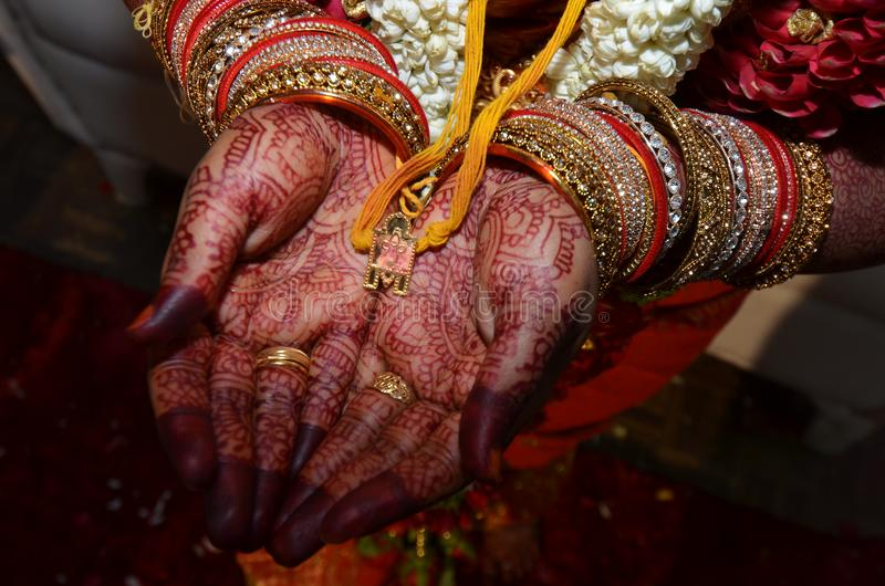 Indian Wedding royalty free stock images