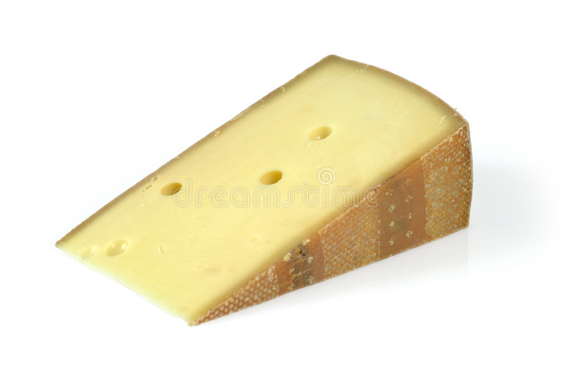 Wedge of cheese stock images