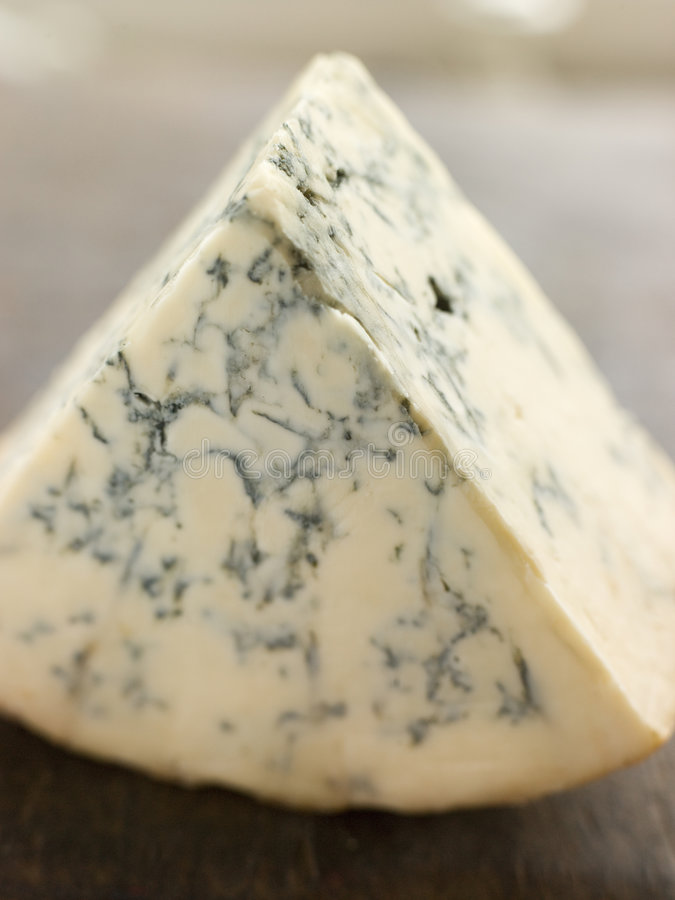 Download Wedge Of English Stilton Cheese Royalty Free Stock Images - Image: 5742399