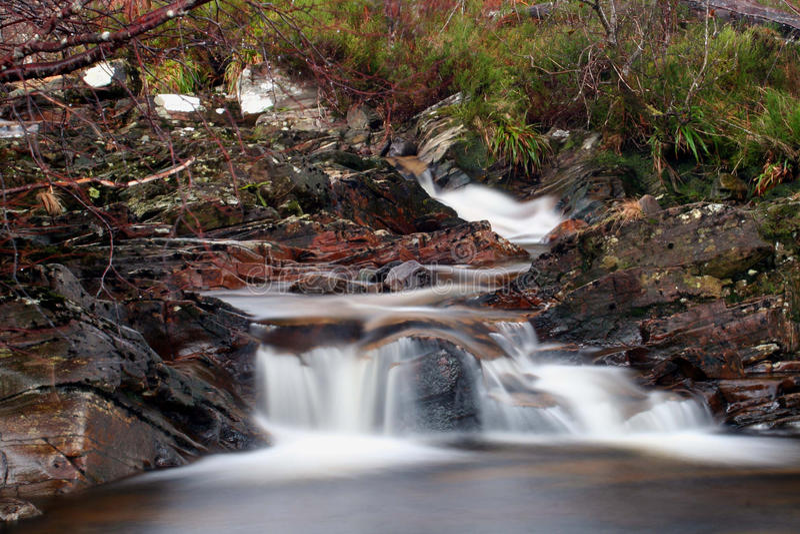 Download Wee Burn stock image. Image of estate, coulin, scotland - 17435563