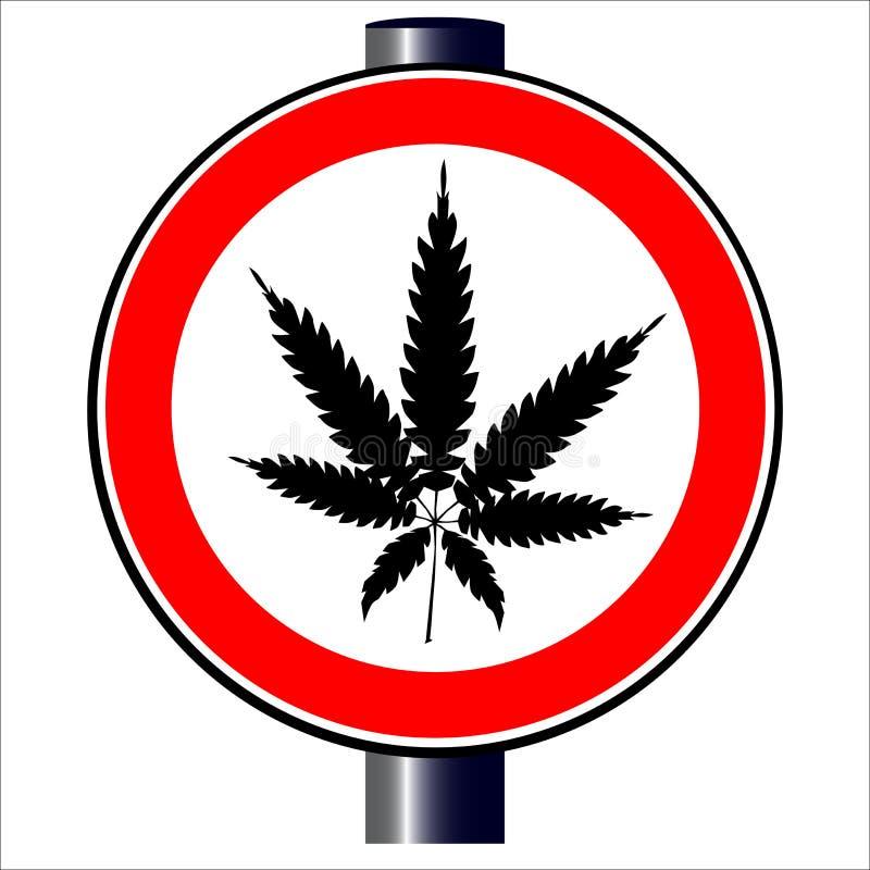 weed stock de ilustración