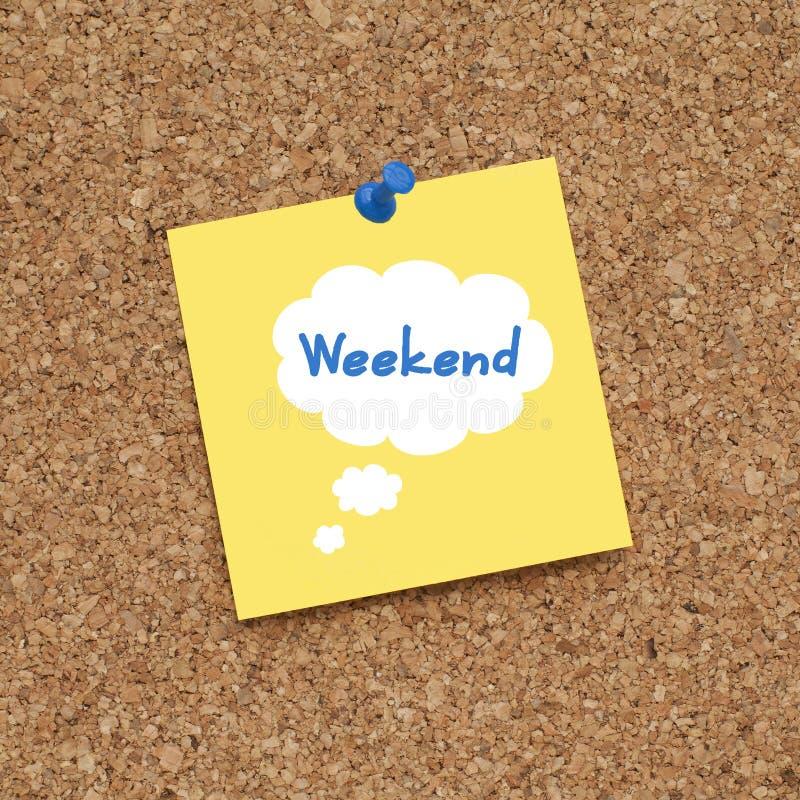 weekend imágenes de archivo libres de regalías
