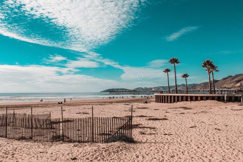 Weekend door de Kust van Californië - Santa Barbara stock afbeeldingen