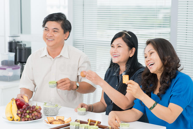 Download Weekend entertainment stock photo. Image of group, cookies - 30961730