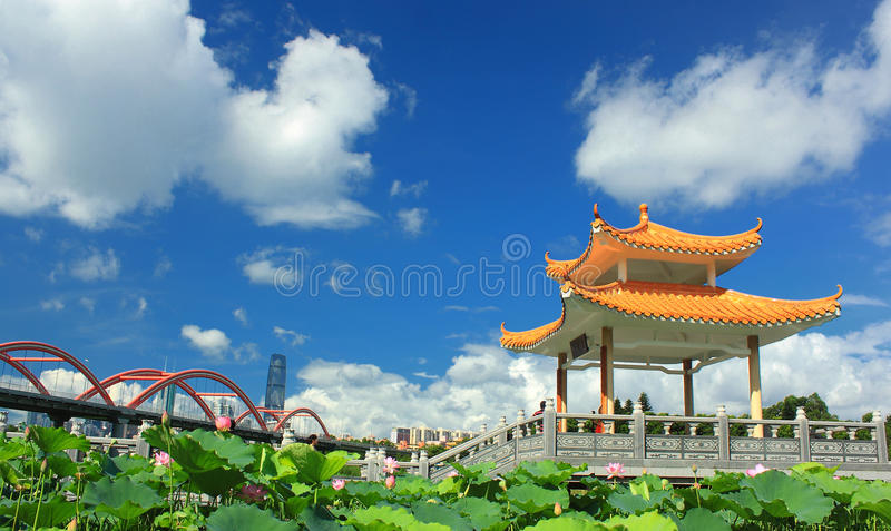 Download Weekend Lift In Chinese  Modern City Stock Photo - Image: 25627696
