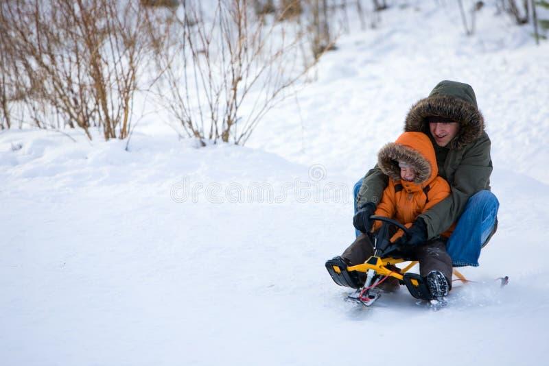 weekendowa zima zdjęcie royalty free