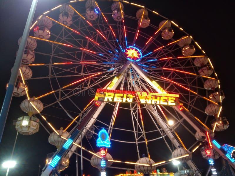 Weel de Ferris fotografia de stock