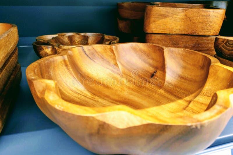 Weergeven van de decoratieve houten vorm, houtbewerking, natuurlijk materiaal royalty-vrije stock fotografie