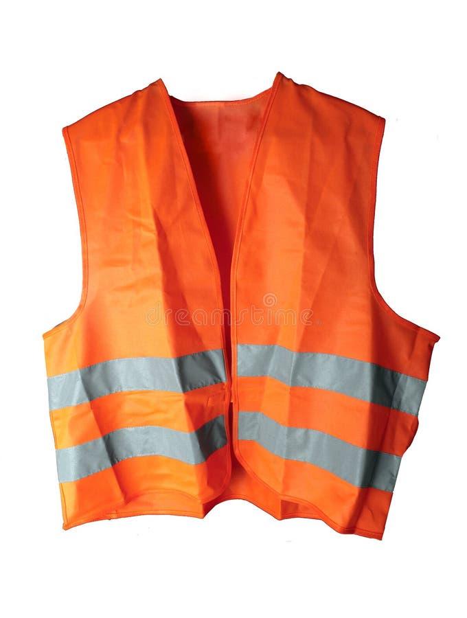 Weerspiegelend vest stock foto's