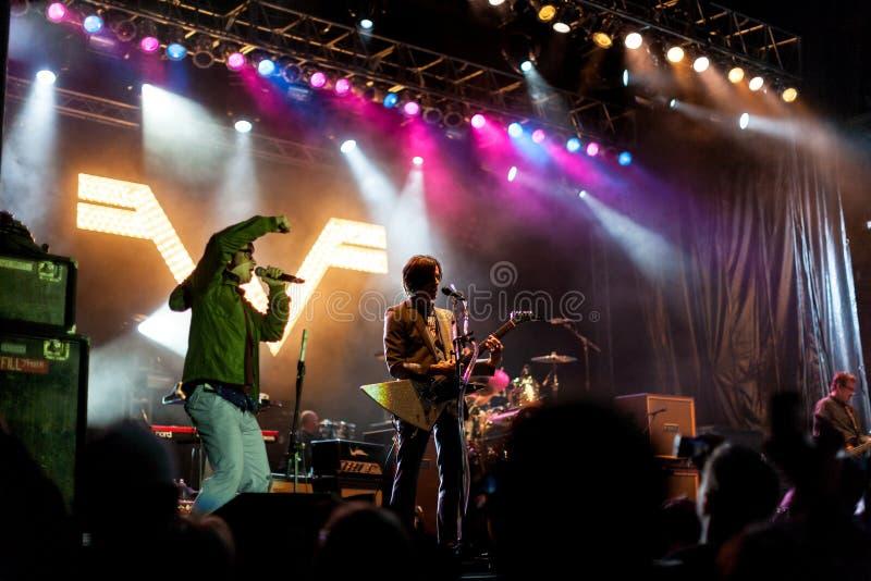 Weezer стоковые фотографии rf