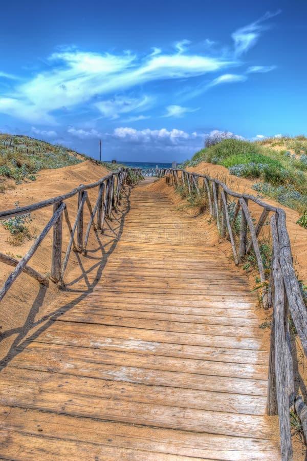 Download Weg aan het Strand stock foto. Afbeelding bestaande uit kustlijn - 54079090