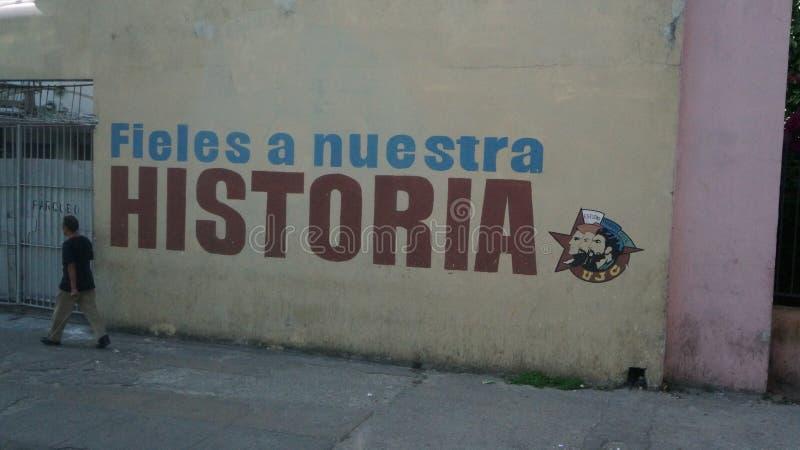 Weg gehen, Havana stockbilder