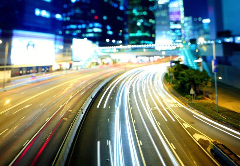Weg in Hong Kong stock afbeeldingen