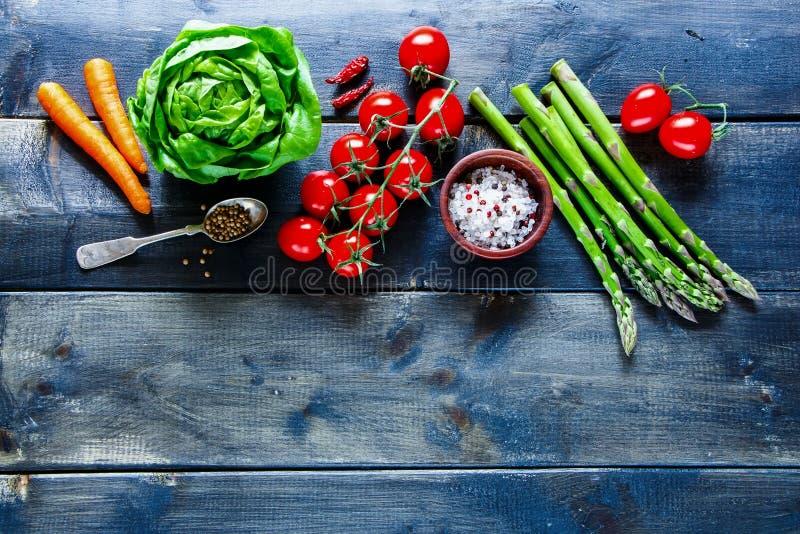 Weganin i diety kucharstwo zdjęcia royalty free