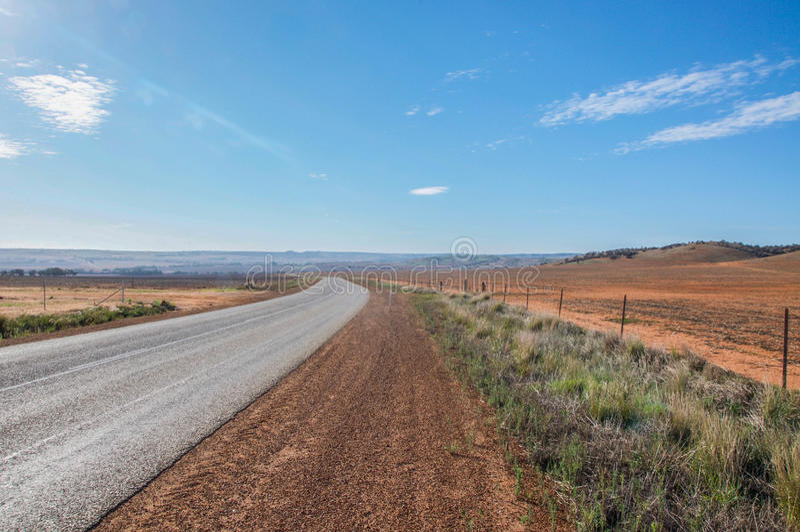Wegreis: Westelijk Australië royalty-vrije stock afbeelding