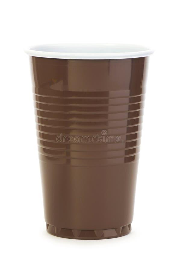 Wegwerfbare Cup lizenzfreies stockbild