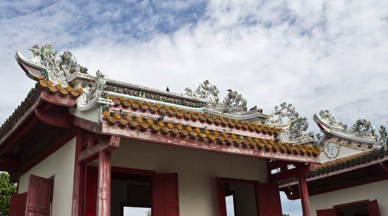 wehart thinang phra chamrun стоковая фотография rf