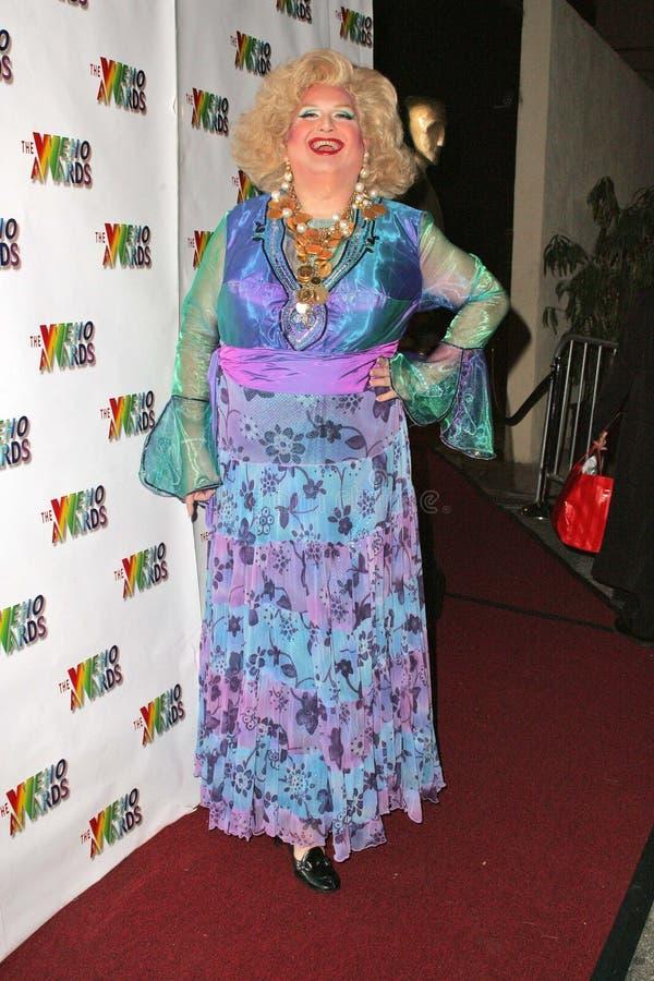 2005年WeHo奖的好莱坞罗斯福饭店,好莱坞,加州12-01-05独家新闻妈妈, 免版税图库摄影