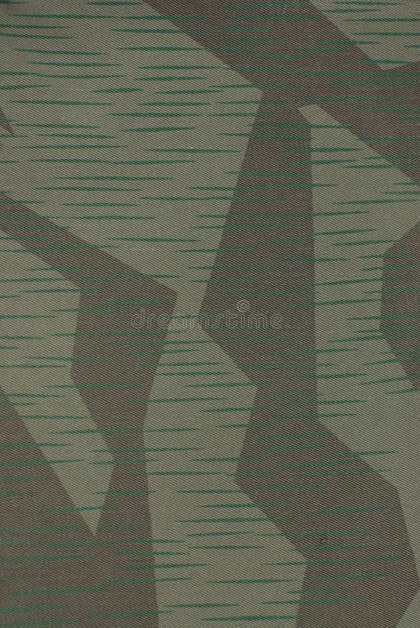 Wehrmacht Tarnung stockfotos