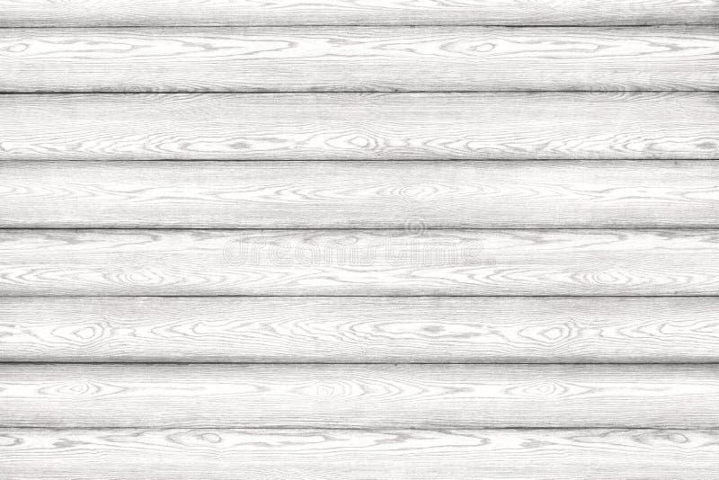 Weiß gewaschener hölzerner Hintergrund stockbilder