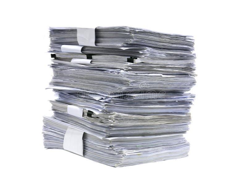 Weißbuch lizenzfreies stockbild