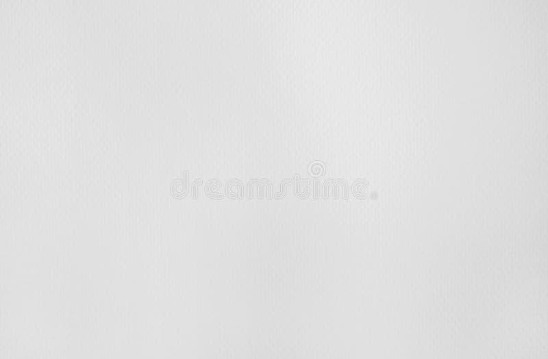 Weißbuchaquarellbeschaffenheitshintergrund stockfotografie