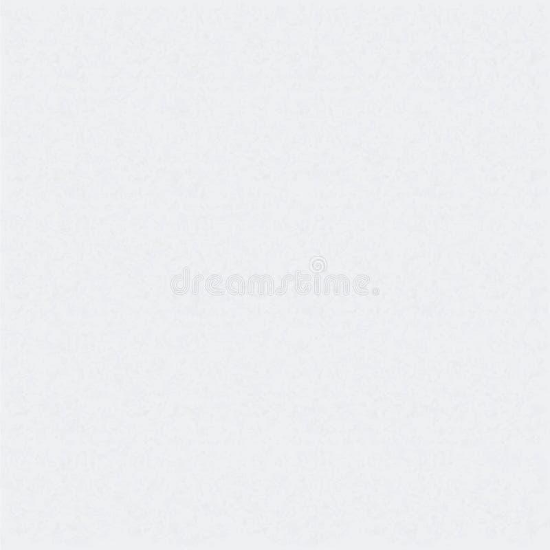 Weißbuchbeschaffenheit, Hintergrund Aquarellpapier Vektor lizenzfreie abbildung