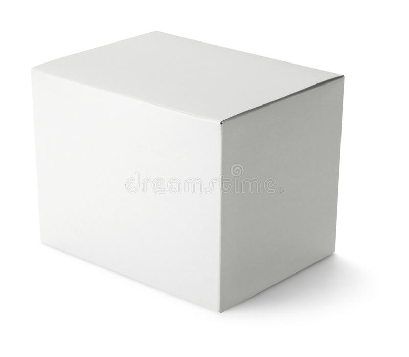 Weißbuchkasten lizenzfreies stockbild
