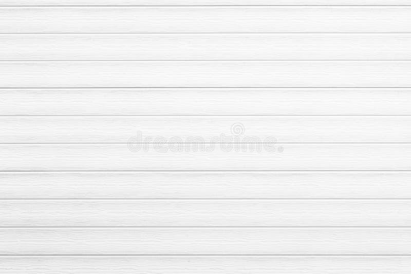 Weiße hölzerne Wandbeschaffenheit für Hintergrund lizenzfreie stockfotos