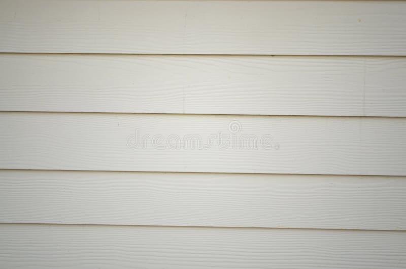 Weiße hölzerne Wandhintergründe stockbilder
