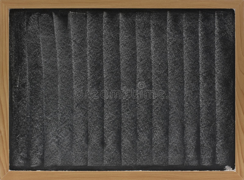 Weiße Kreidebeschaffenheit auf Tafel lizenzfreies stockbild