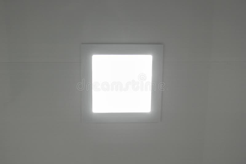 Weiße Laterne lizenzfreies stockfoto