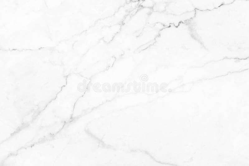 Weiße Marmormusterbeschaffenheit für Hintergrund für Arbeit oder Design stockfotos