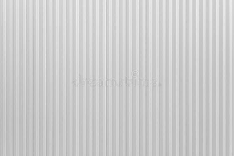 Weiße Metallplattenwandbeschaffenheit und -hintergrund lizenzfreie stockfotos
