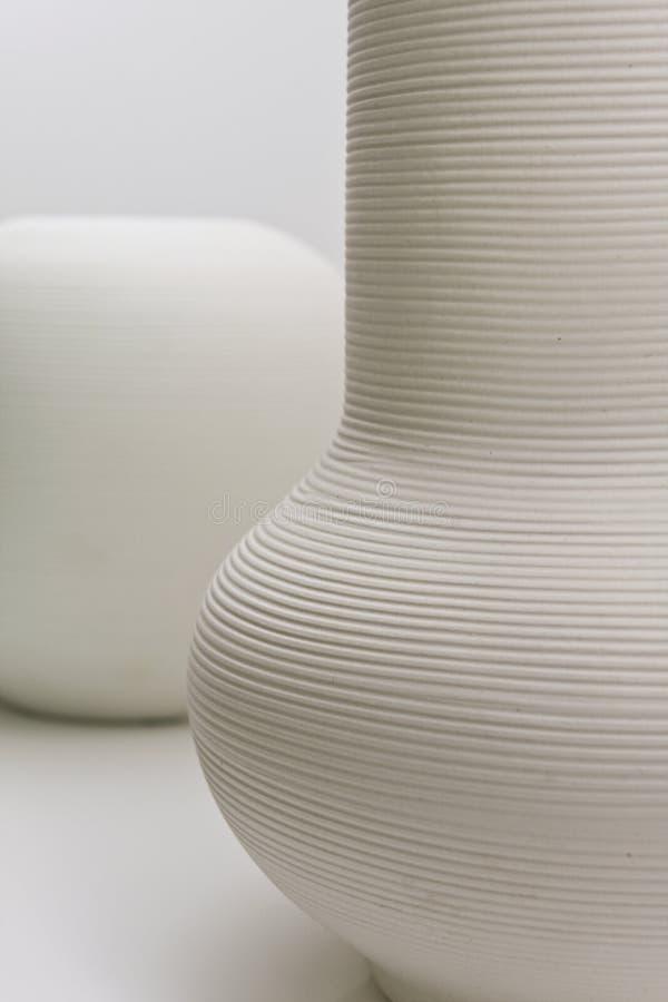 Moderne Vasen weiße moderne vasen stockbild bild nachricht potentiometer