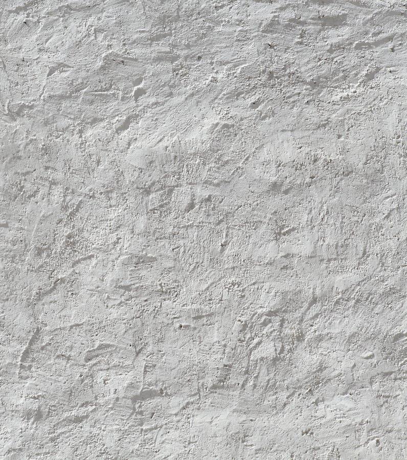 Weiße Pflasterwand lizenzfreie stockbilder