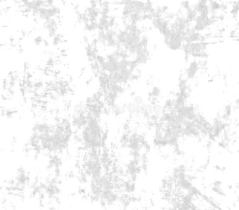 Weiße schäbige Wand vektor abbildung