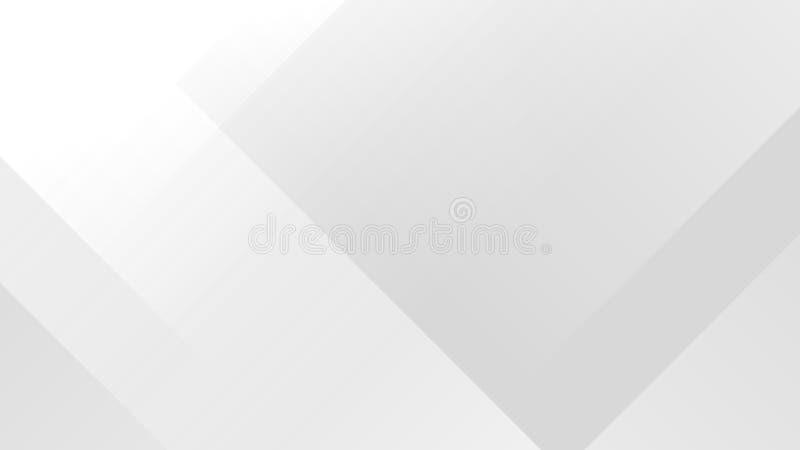Weiße Steigungszusammenfassungs-Polygonlinie Muster auf grauem Hintergrund lizenzfreies stockfoto