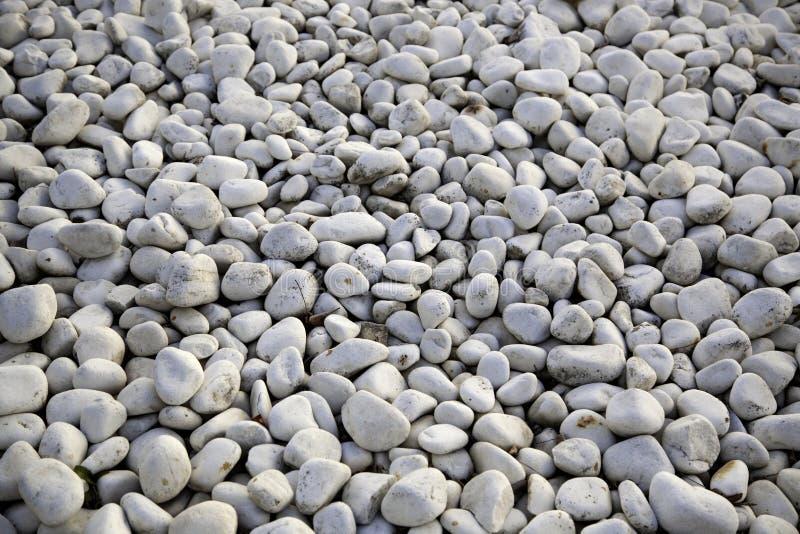 Weiße Steinnatur lizenzfreies stockfoto