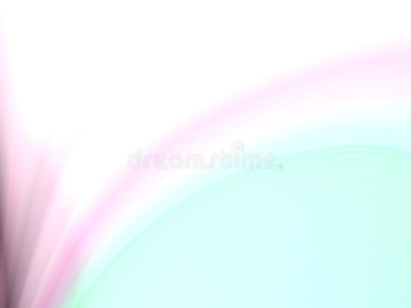 Weiße Tischplattentapetenesprit Pasterfarben lizenzfreie stockfotos
