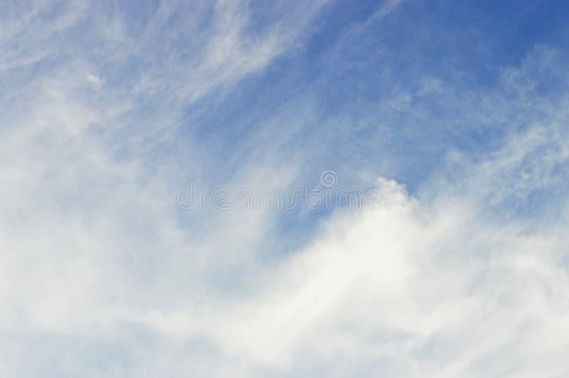 Weiße Wolke stockfotos
