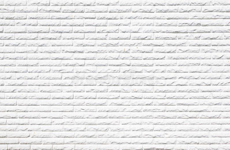 Weißer Backsteinmauerhintergrund, Beschaffenheit der flintlime Ziegelsteinmaurerarbeit vektor abbildung