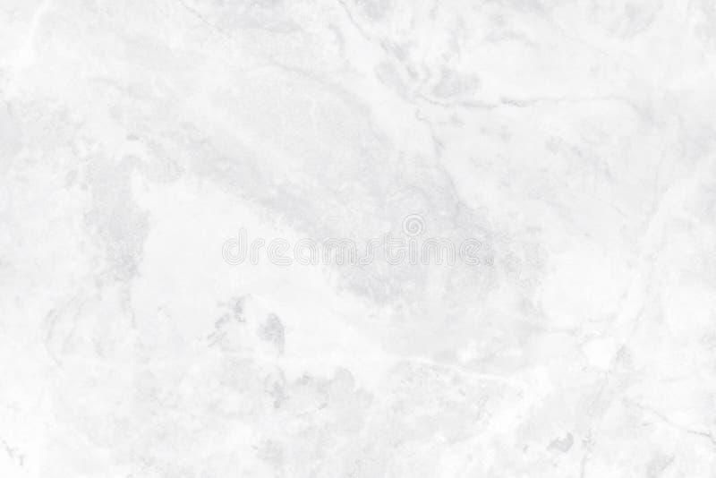 Weißer grauer Marmorbeschaffenheitshintergrund mit der ausführlichen Strukturhohen auflösung hell und luxuriös lizenzfreie abbildung