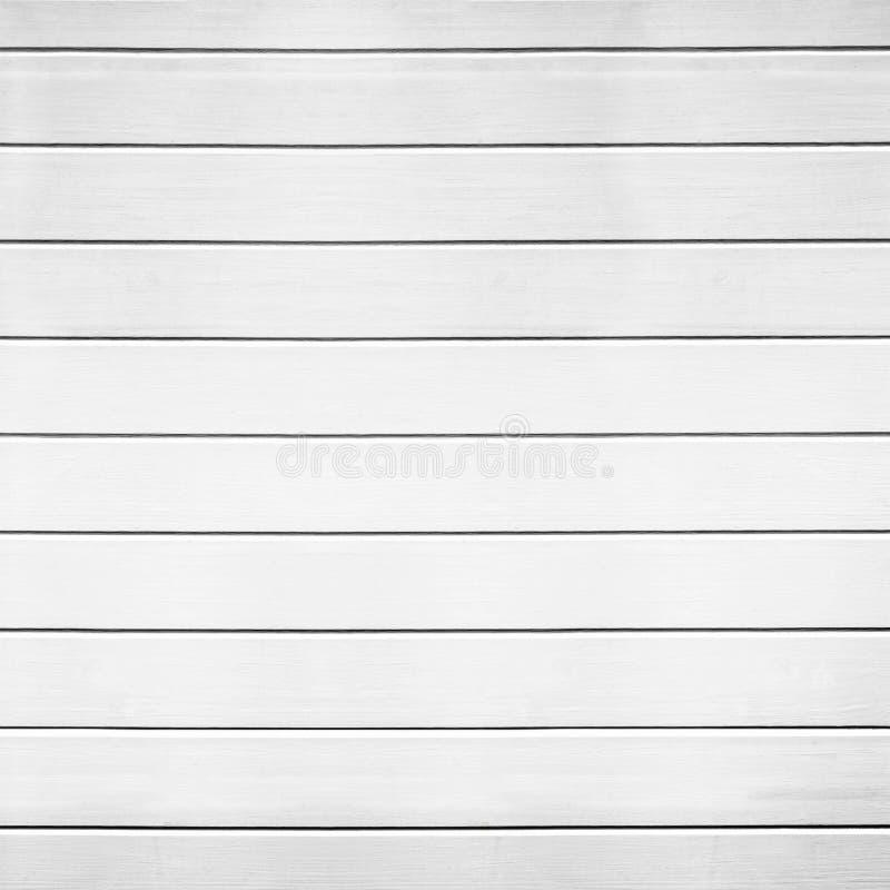 Weißer hölzerner Panelhintergrund stockbilder