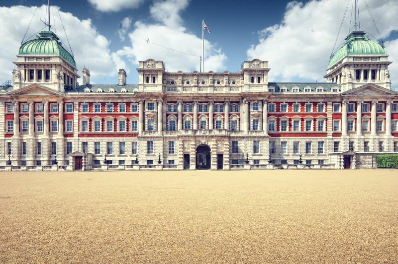 Weißer Hall, London stockbild