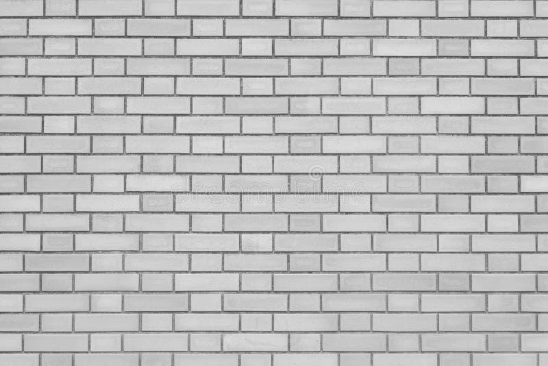 Weißer nahtloser Hintergrund der Ziegelsteinsteinwand lizenzfreies stockbild