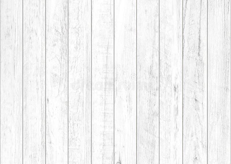 Weißer Naturholzwandhintergrund Hölzerner Muster- und Beschaffenheitshintergrund stockbild