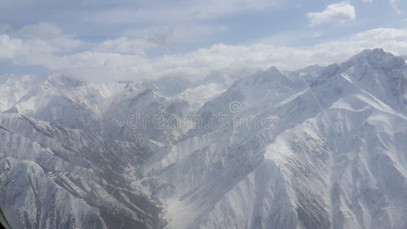 Weißer Schnee lizenzfreies stockfoto